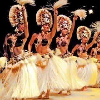 火曜、木曜夜間 タヒチアンダンス踊りませんか