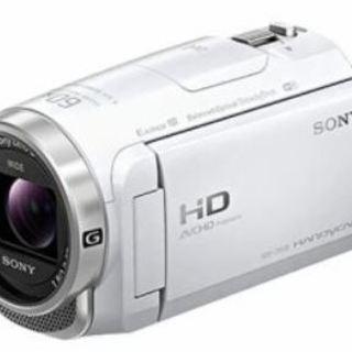 株式会社Roomオススメ♪ 新品 ソニー HDR-CX680-W ...