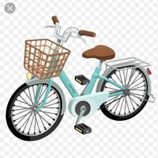 乗っていない自転車譲ってください
