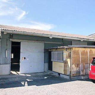 事故物件・・・・・倉庫 工場 作業場・・・・・・事故物件