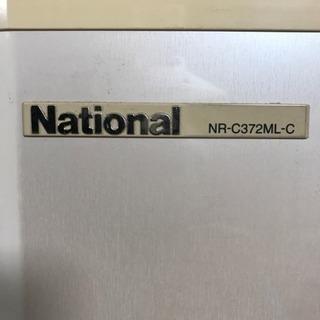 National 冷蔵庫 NR-C372ML-C (石油ファンヒ...