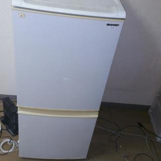 SHARP 2010年製 冷蔵庫