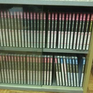 演歌レッスン用CD  大量 ラック入り    五線譜が映像で流れ...