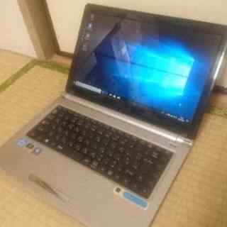 【高性能core i7】薄型 ハイスペックpc 高速SSD24...