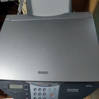中古キャノンプリンター MP700 スキャナー・コピー・CD/D...