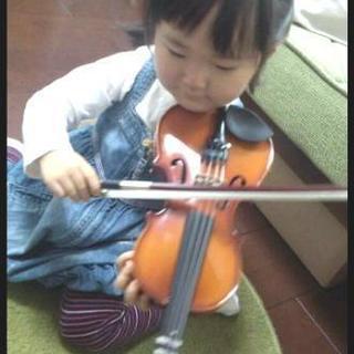 南柏のバイオリン教室ピッツィカート