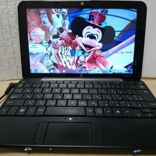 ミニノート HP Mini 1000 SSDタイプ(16GB+8GB)