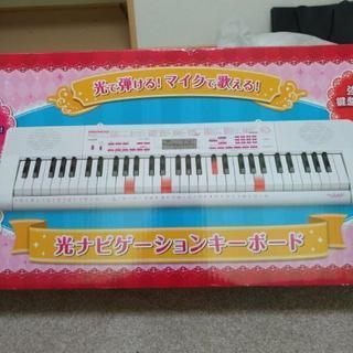 電子キーボード カシオLK-121【未開封新品】