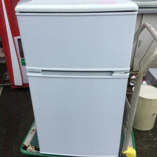 モリタ MORITA ノンフロン 冷凍冷蔵庫 MR-D90E ※2...