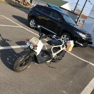 ズーマー キャブ車 50cc 原付