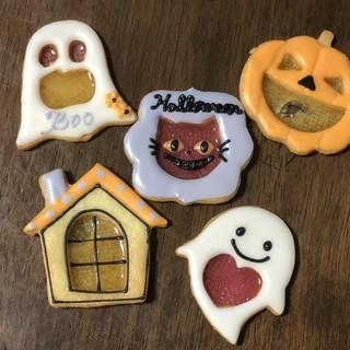 HALLOWEEN アイシングクッキーワークショップの画像