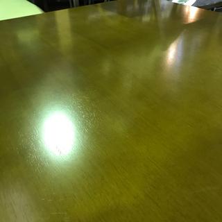 カリモク60+ ダイニングテーブル ウォールナット - 売ります・あげます