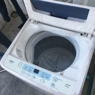 洗濯機 AQUA