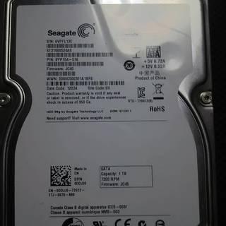 3.5インチHDD ハードディスク SATA 1GB(1000K...