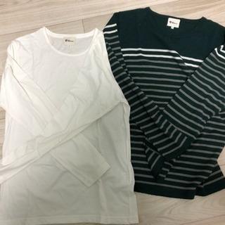 メンズ TK セーターとTシャツ Lサイズ