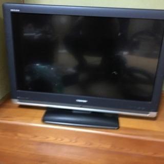 テレビ ジャンク品 32型
