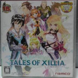 PS3 テイルズ オブ エクシリア(TALES OF XILLIA)
