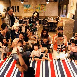ダンスを取り入れたベビー・キッズ英会話レッスン in 大阪
