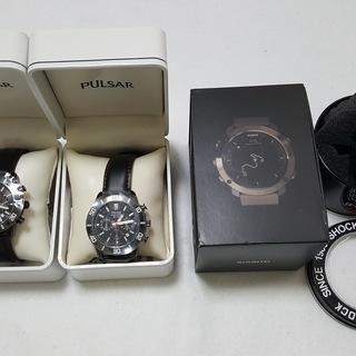 高級腕時計セット 新品未使用