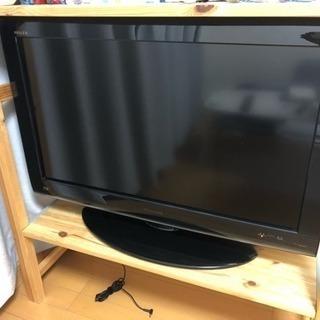 東芝 REGZA 液晶テレビ(Blu-rayプレーヤー搭載)