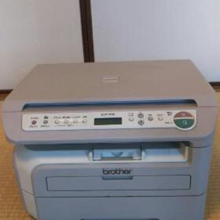 brother DCP-7030 レーザープリンタ スキャナー 複合器