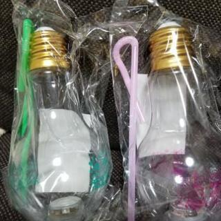 ミニオンズ  光る  電球ボトル  500ml