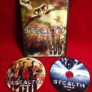 送料込DVD2枚組ステルス 人工知能を搭載した究極の戦闘機VS3...