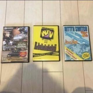 カスタムローライディング  DVD 3枚セット