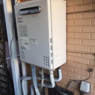ガス機器の設置お安く致します‼️給湯器、コンロ等
