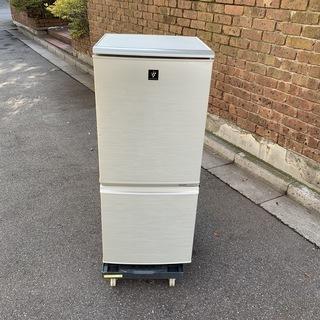 SHARP/シャープ 冷凍冷蔵庫 どっちもドア SJ-PD14T...