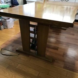 ☆コタツ付☆ダイニングテーブル☆