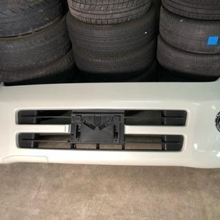 エルグランド E51 フロントバンパー