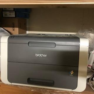 ブラザー カラーレーザープリンター【HL-3140CW】
