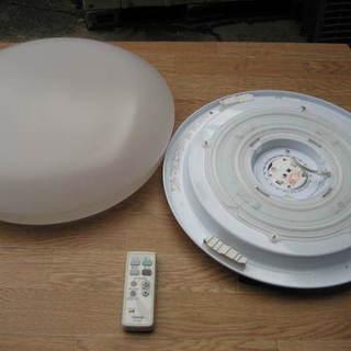 LED天井照明+リモコン 中古