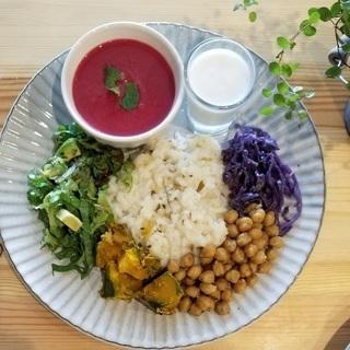 【体験会@横浜】おいしい野菜料理で健康を育むアーユルヴェーダの簡...