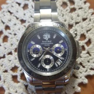 腕時計です!いまから買ってくれるかた!値下げもします