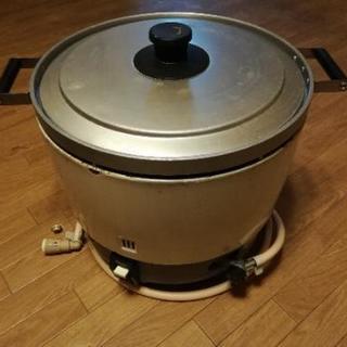 値下げしました。パロマ ガス炊飯器 PR 6DSS  格安にて。