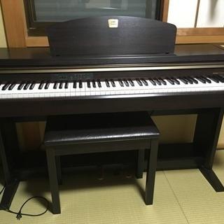 中古電子ピアノさしあげます。