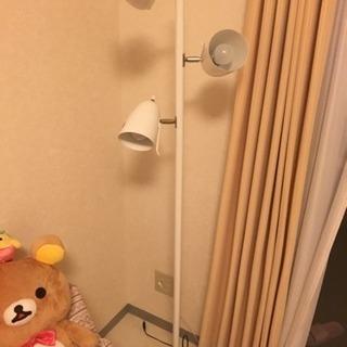【急募】ニトリ フロアスタンド スタンドライト 照明
