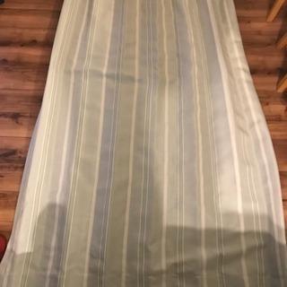 美品 ニトリ カーテン 約100×200cm
