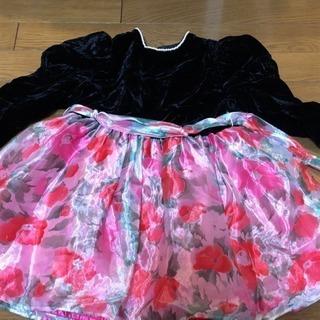 ドレス  110センチ