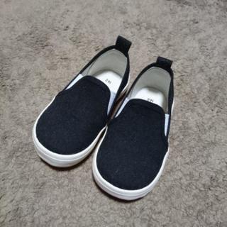 【新品未使用】ken&winnie スリッポン 靴 14.0cm