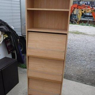 ディスプレイ本棚 ラック 約180cm 大容量