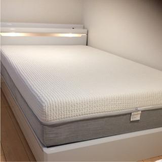 低反発 セミダブル ベッド 新品未使用