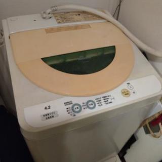 洗濯機 NA-F42M6
