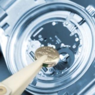 【腕時計・懐中時計】電池交換・ベルトのサイズ調整