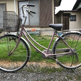 自転車さしあげます。