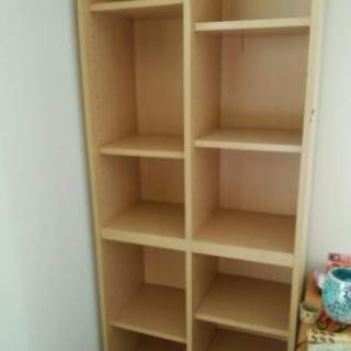 本棚165cmくらい