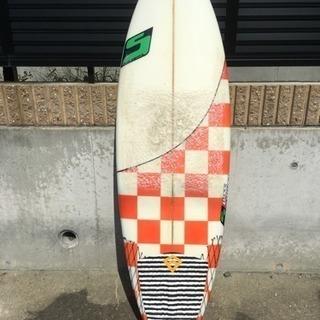 値引き有り!サーフボード Surfboard 5'6 中古 ショ...