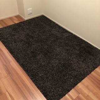 イケア IKEA ラグ カーペット マット 絨毯 133×195